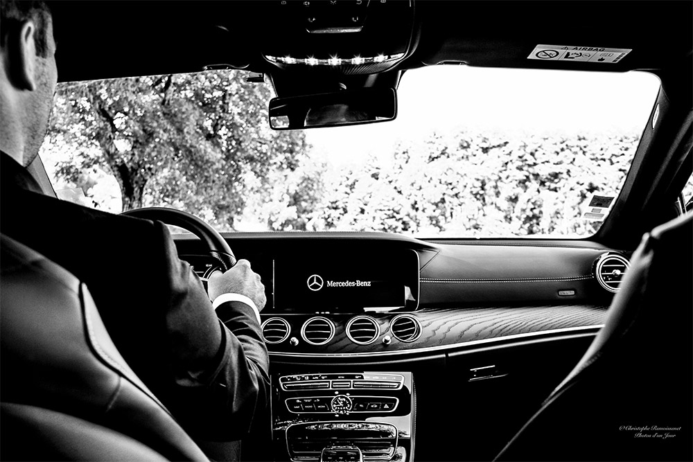 Alpina VTC - Chauffeur privé - Taxi